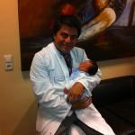 2011 Sanberk Akin mit Dr. Ertan